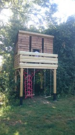 treehouses designed and built