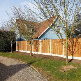 Garden Fencing Woodbridge