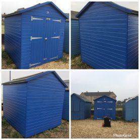 Suffolk Felixstowe Beach Hut